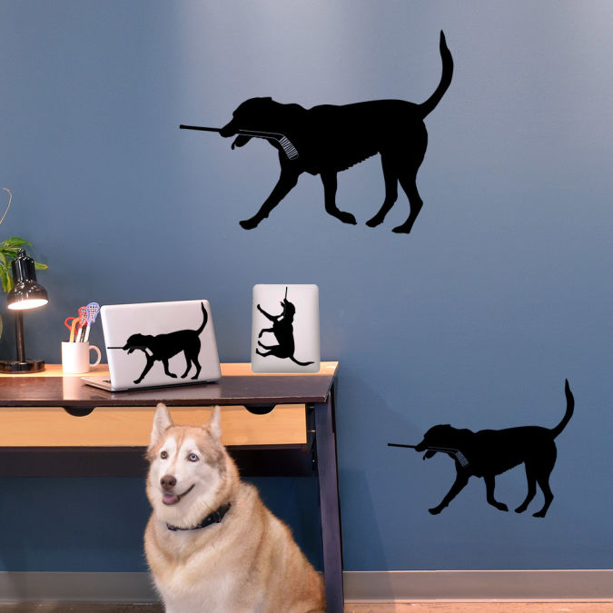 17 Amazing and Catchy Wall Stickers for Home Decoration