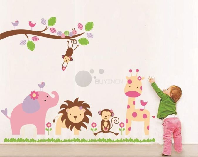 18 Amazing and Catchy Wall Stickers for Home Decoration
