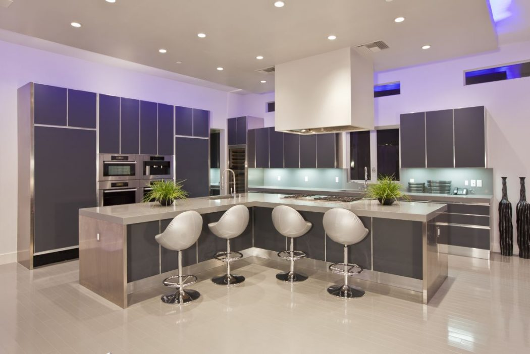 2 Breathtaking And Stunning Italian Kitchen Designs