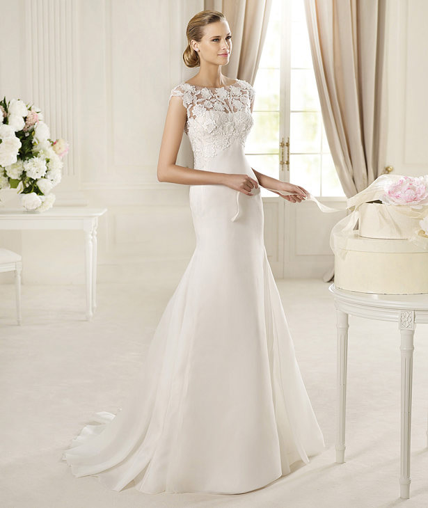 2013-MANUEL-MOTA-COLLECTION-GALVESTON-GOWN 70 Breathtaking Wedding Dresses to Look like a real princess