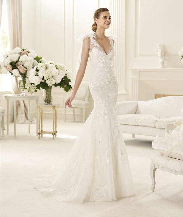 2013-MANUEL-MOTA-COLLECTION-GAMBIA-GOWN 70 Breathtaking Wedding Dresses to Look like a real princess