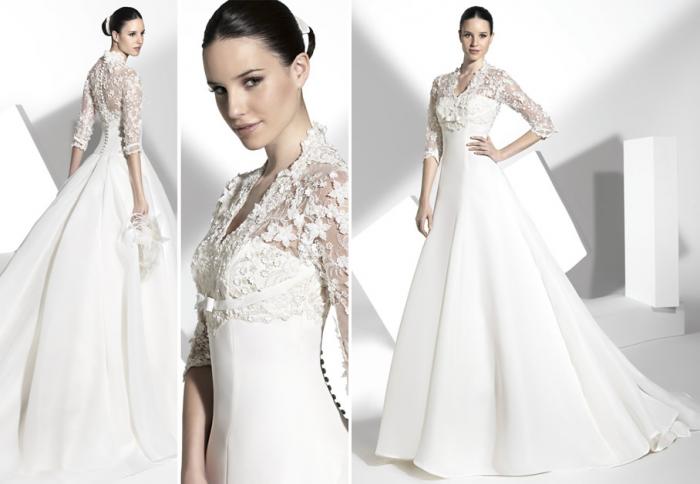 2013-wedding-dress-franc-sarabia-bridal-gowns-spanish-designers-11.original 70 Breathtaking Wedding Dresses to Look like a real princess