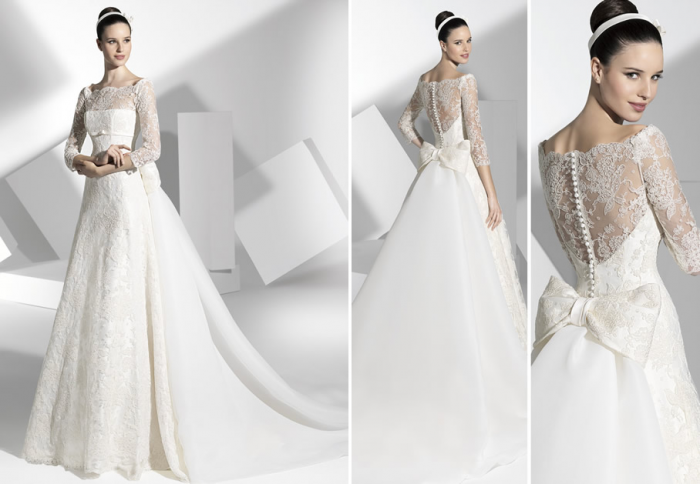 2013-wedding-dress-franc-sarabia-bridal-gowns-spanish-designers-2.original 70 Breathtaking Wedding Dresses to Look like a real princess