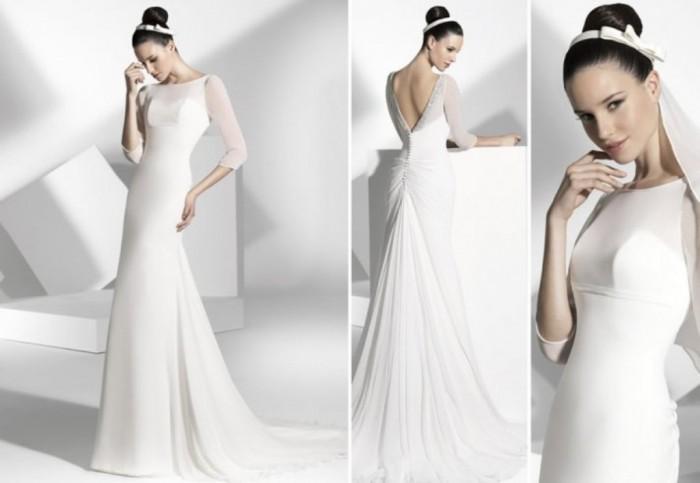 2013-wedding-dress-franc-sarabia-bridal-gowns-spanish-designers-7__full 70 Breathtaking Wedding Dresses to Look like a real princess