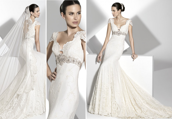 2013-wedding-dress-franc-sarabia-bridal-gowns-spanish-designers-9.original 70 Breathtaking Wedding Dresses to Look like a real princess