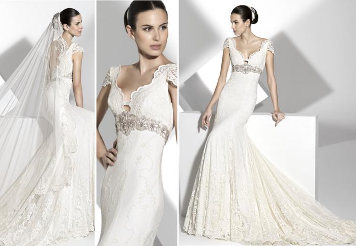 2013-wedding-dress-franc-sarabia-bridal-gowns-spanish-designers-9.original 70 Breathtaking Wedding Dresses to Look like a real princess