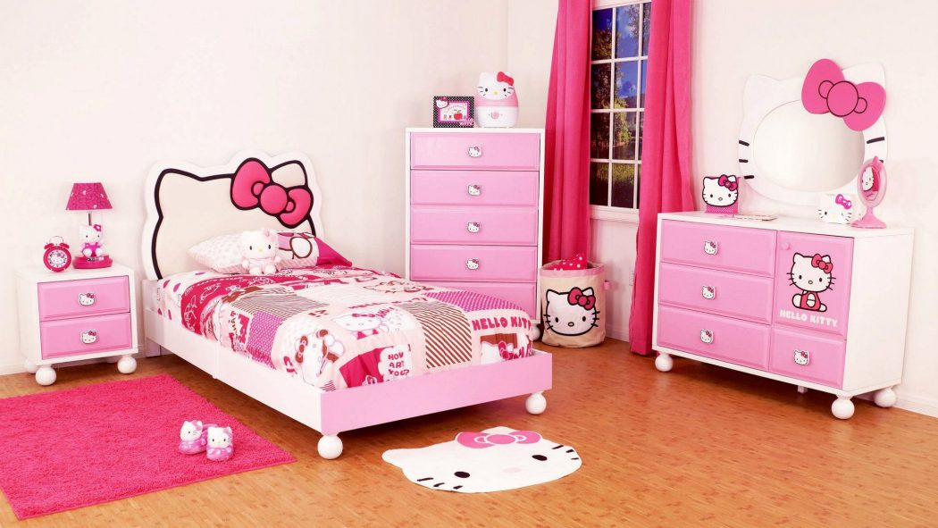 3-preteen-girls-bedroom-10 Girls' Bedroom Decoration Ideas and Tips