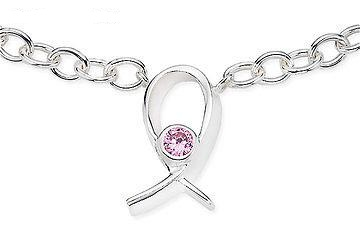 633779179619919253-Wholesale-Wholesale-Sterling-Silver-Breast-Cancer-Awareness-Necklace Demonstrate Your Devotion For Breast Cancer And Wear Its Jewelry