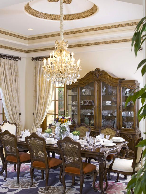 elegant victorian style dining room designs decorating home