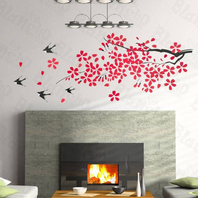 8 Amazing and Catchy Wall Stickers for Home Decoration