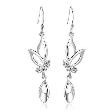 925_Silver_Butterflies_Dancing_Earrings_original_img_13485595351260_304_-475x475 How To Use Earrings With Straight Hair, Tied or with Veil