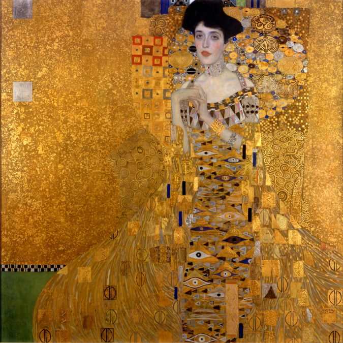 Adele-Bloch-bauer-I TOP 10 Most Expensive Paintings in The World