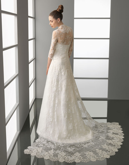 Aire-Barcelona-Wedding-Dresses-Style-Patty1 70 Breathtaking Wedding Dresses to Look like a real princess