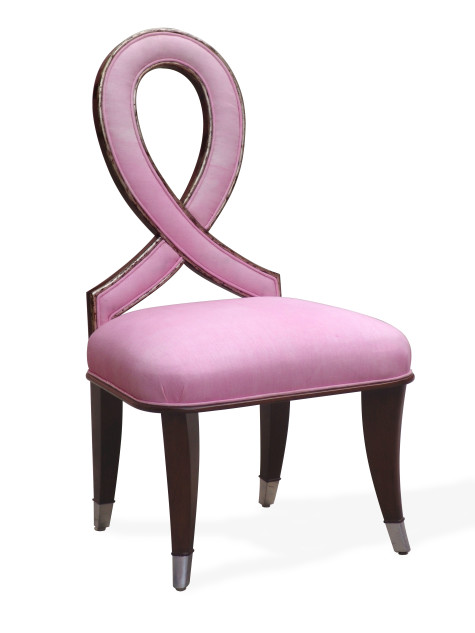 AlyceChair-475x633 Demonstrate Your Devotion For Breast Cancer And Wear Its Jewelry
