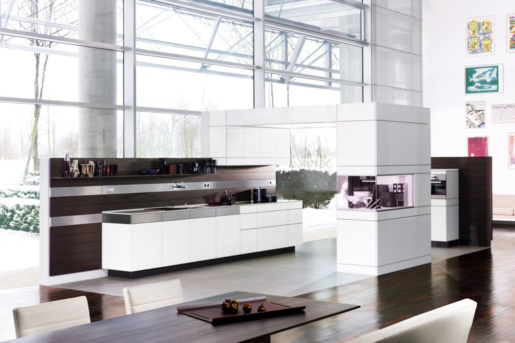 Artesio-german-kitchen-design-modern-open-space-plan1 Awesome German Kitchen Designs