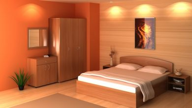 Photo of Fabulous Orange Bedroom Decorating Ideas and Designs