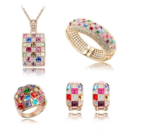 Best-Gift-Luxurious-Queen-Crystal-18-K-font-b-Gold-b-font-Plated-Jewelry-Set-Fit-475x457 7 Tips to Learn How To Buy Gold?