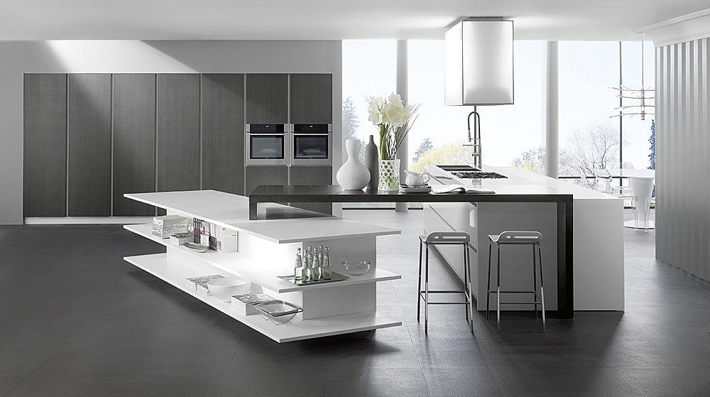 Bontempi-Area Breathtaking And Stunning Italian Kitchen Designs
