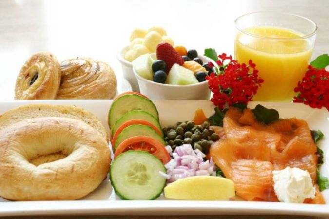 Breakfast How to Lose Weight After Surgery