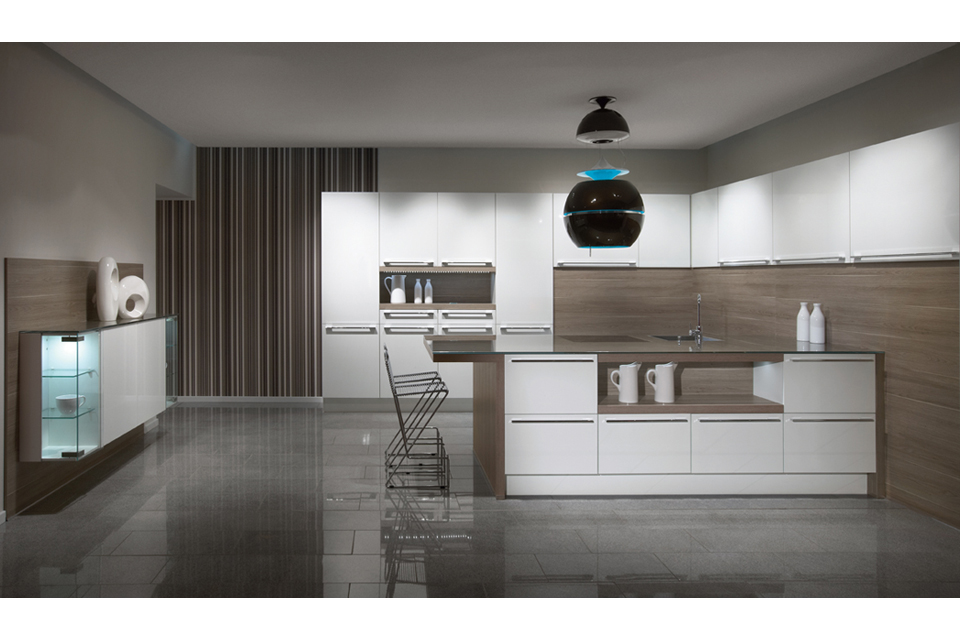 Brillianto-White-high-gloss1 Awesome German Kitchen Designs