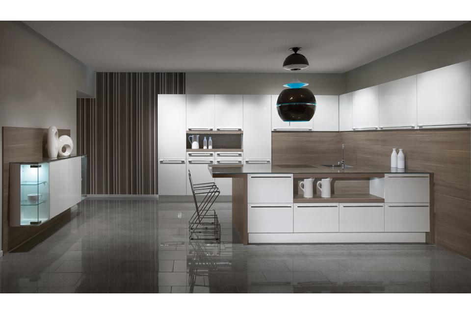 Brillianto-White-high-gloss1 Awesome German Kitchen Designs