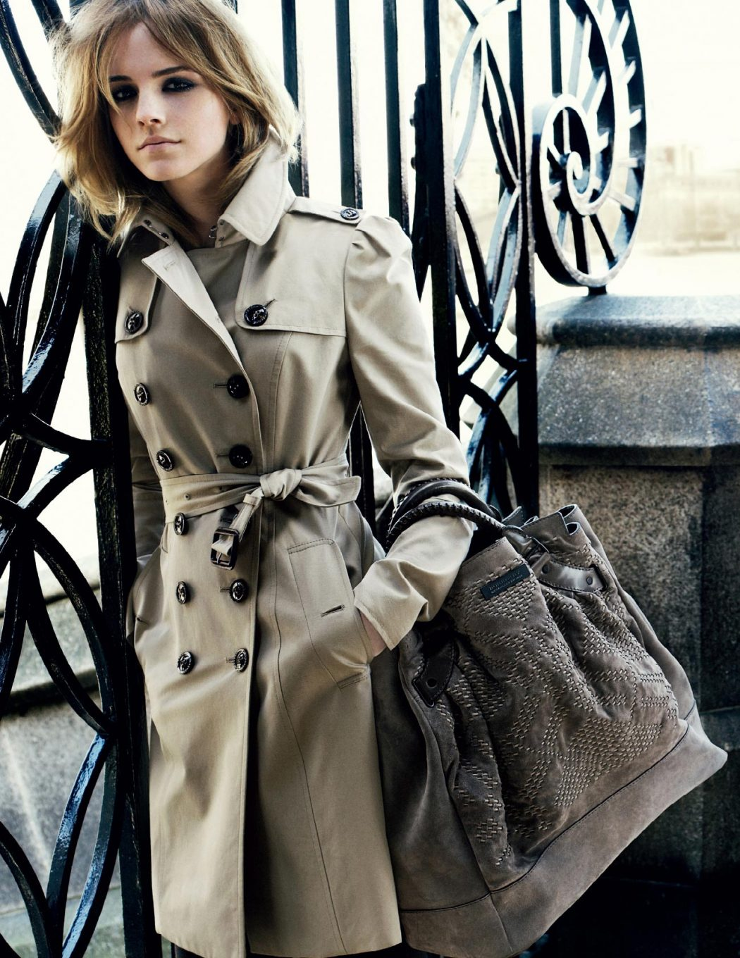 Burberry_Autumn_Winter The Most Famous Celebrities Clothing Brands