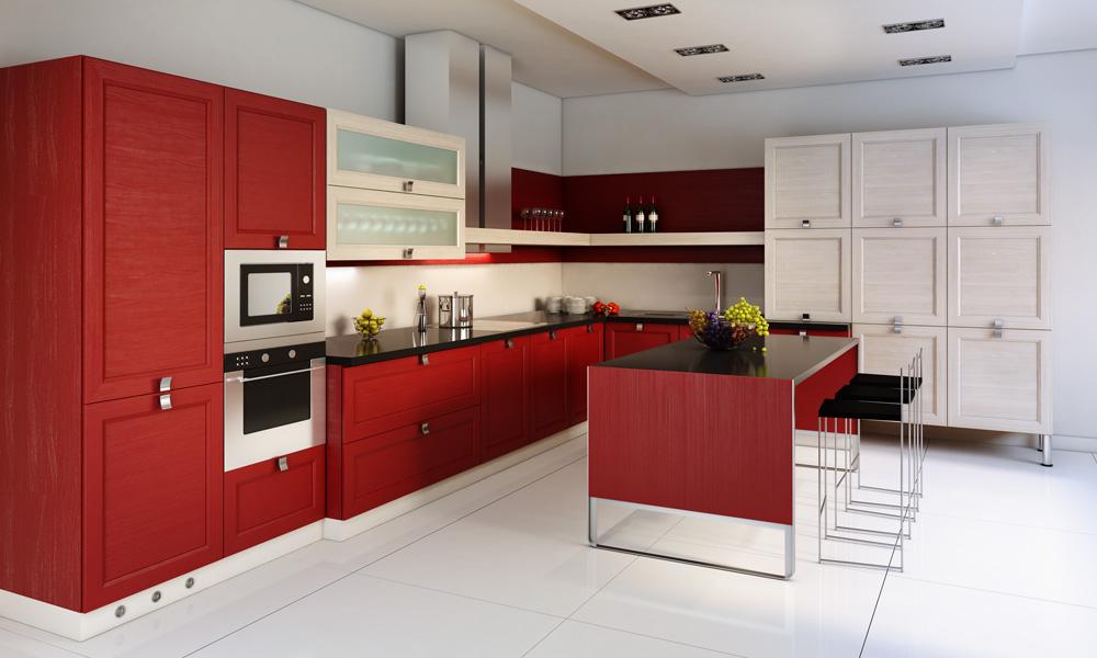 Colorful_Design_Modern_Italian_Kitchen Breathtaking And Stunning Italian Kitchen Designs