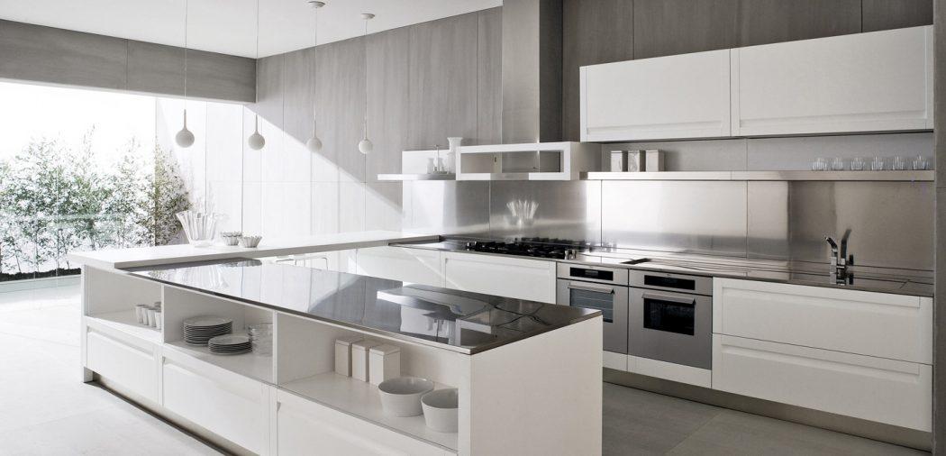 breathtaking tuscan style kitchen windows   Breathtaking And Stunning Italian Kitchen Designs – Pouted ...