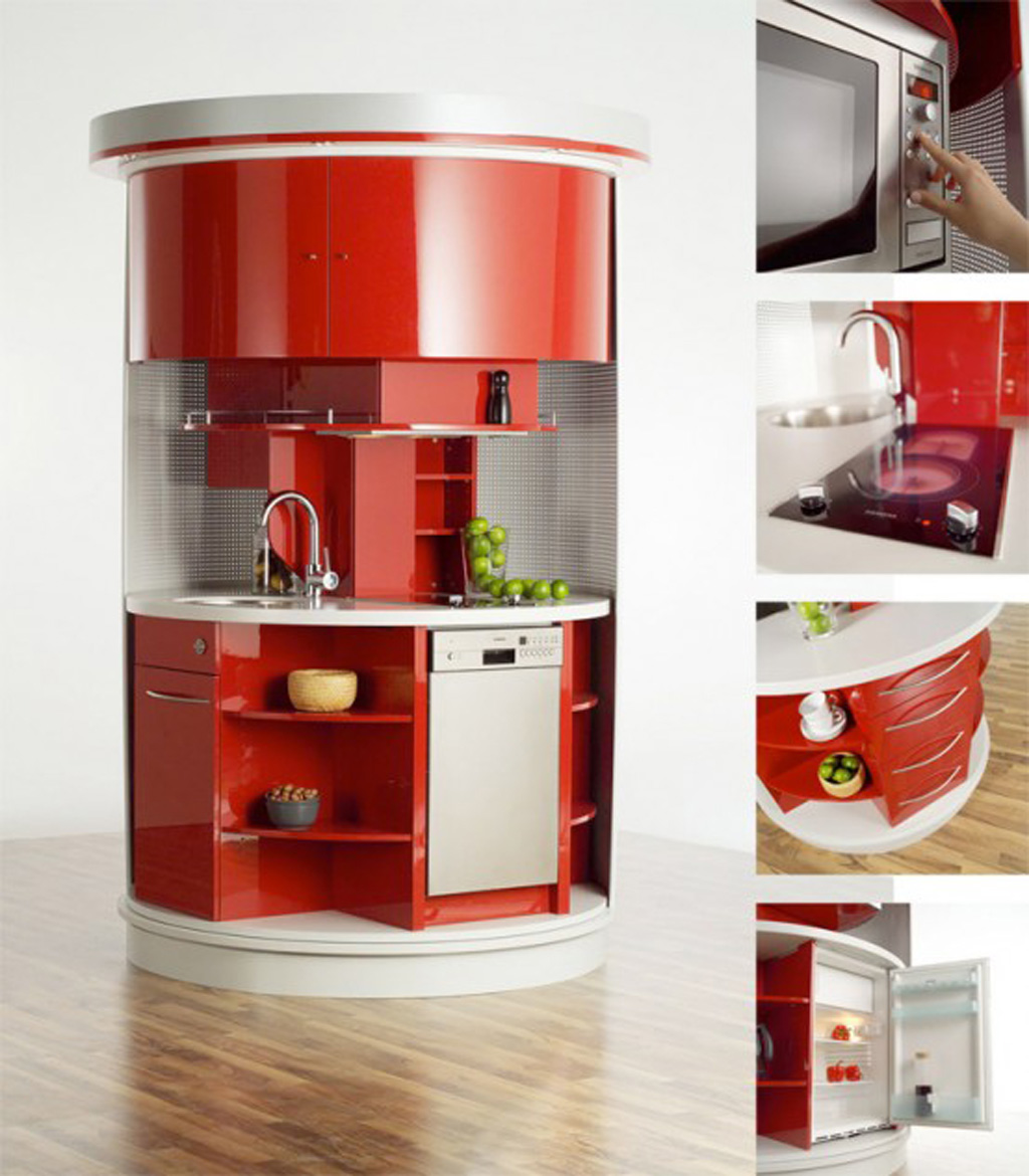 Cozy-One-Stop-Functional-Kitchen Breathtaking And Stunning Italian Kitchen Designs