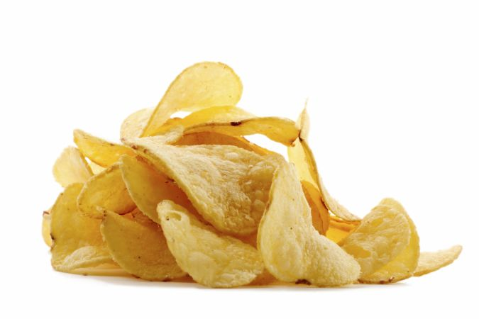 Crisps-Image How to Lose Arm Fat