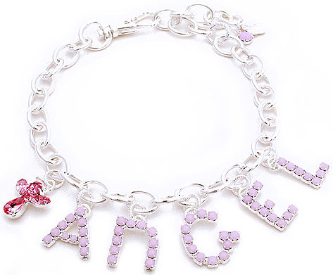 Crystal-Dog-Necklace-CC026M-Doggie-Jewelry-Collar-Angel-Charm Dress Your Dog In Jewels