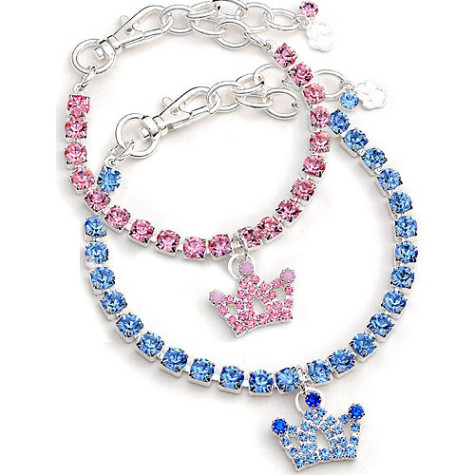 Crystal-Dog-Necklace-CC027M-Doggie-Jewelry-Collar-Crown-475x475 Dress Your Dog In Jewels