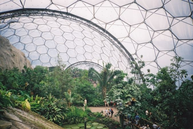 Eden_biodome Create Your Geodesic Dome Greenhouse Professionally, Step-by-Step