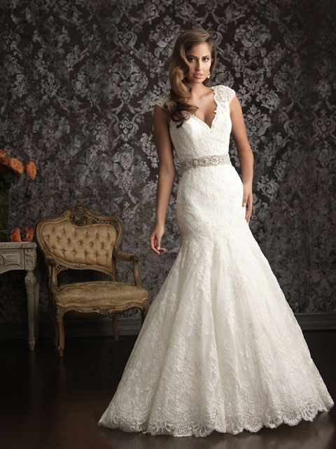FALW57 70 Breathtaking Wedding Dresses to Look like a real princess