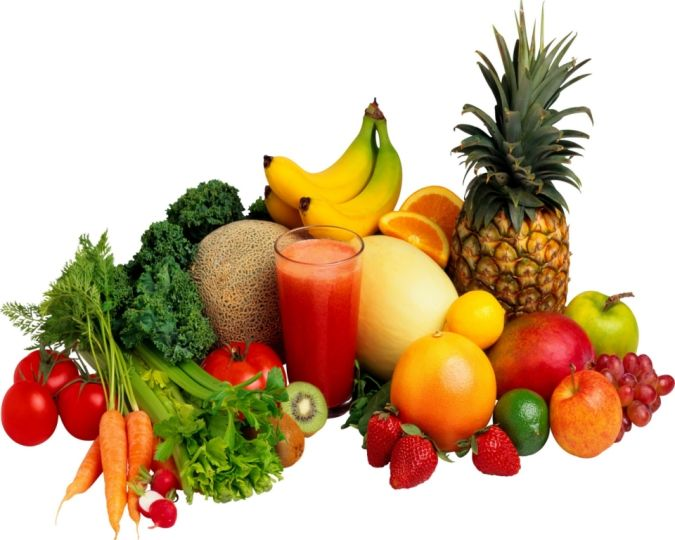 Fruits-and-Vegetables How to Lose Weight for Your Wedding