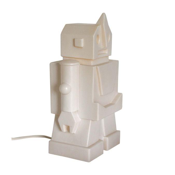 HEROW-3 35 Amazing Robo Lamps for Your Children's Room