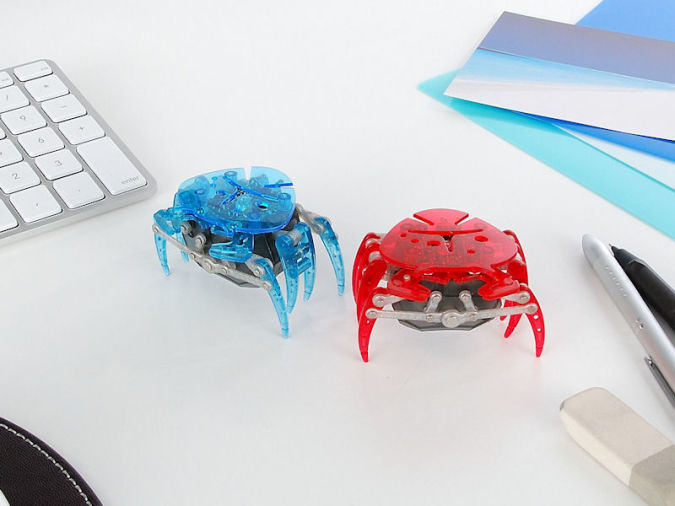 HEXBUG-header How do Robo-Bugs Look Like?