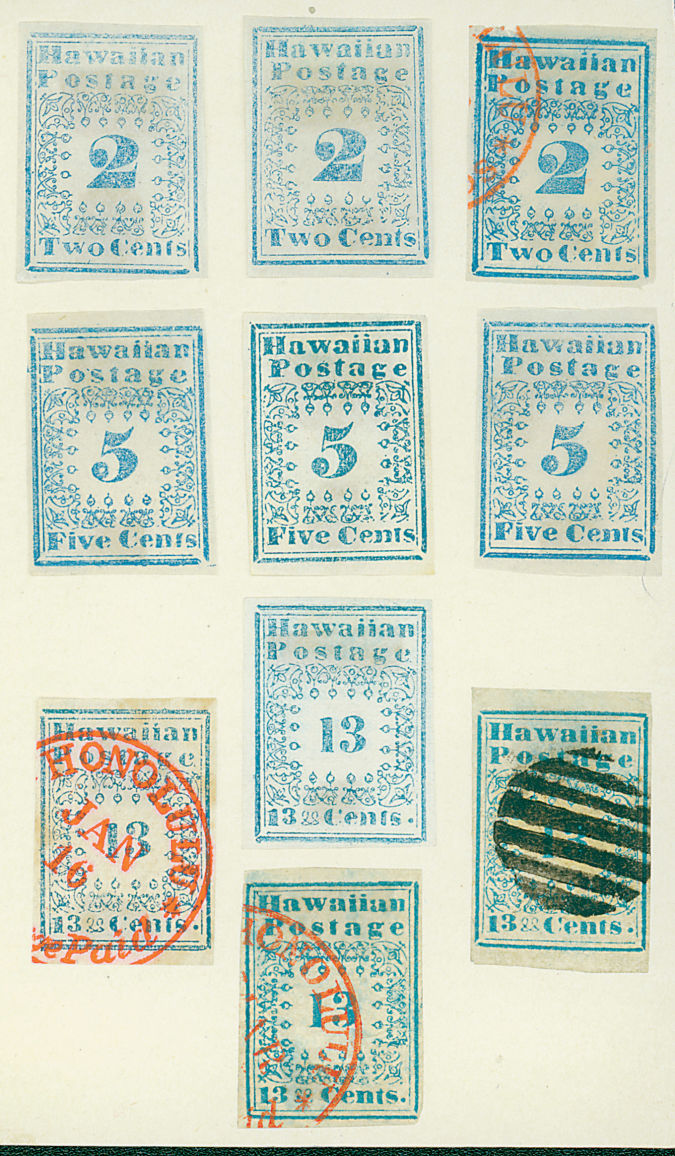 Hawaiian-Missionaries Top 10 Most Expensive Stamps in the World