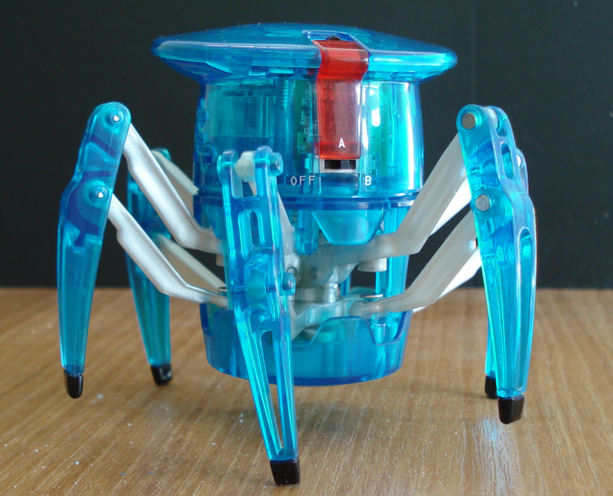 HexBug_Blue How do Robo-Bugs Look Like?
