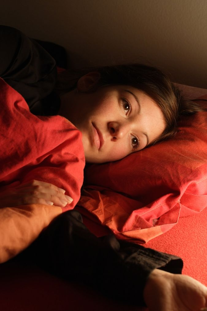Insomnia_Woman 10 Signs that You Need an Online Therapist Help