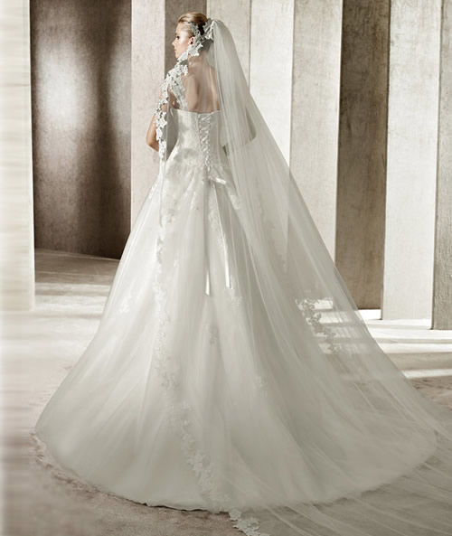 Jezabel-3 70 Breathtaking Wedding Dresses to Look like a real princess