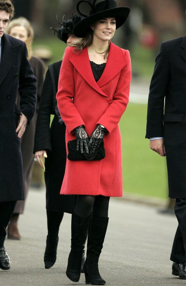 Kate-Middleton-at-The-Sovereigns-Parade-Royal-Military-Academy-Sandhurst-in-Surrey The Most Famous Celebrities Clothing Brands