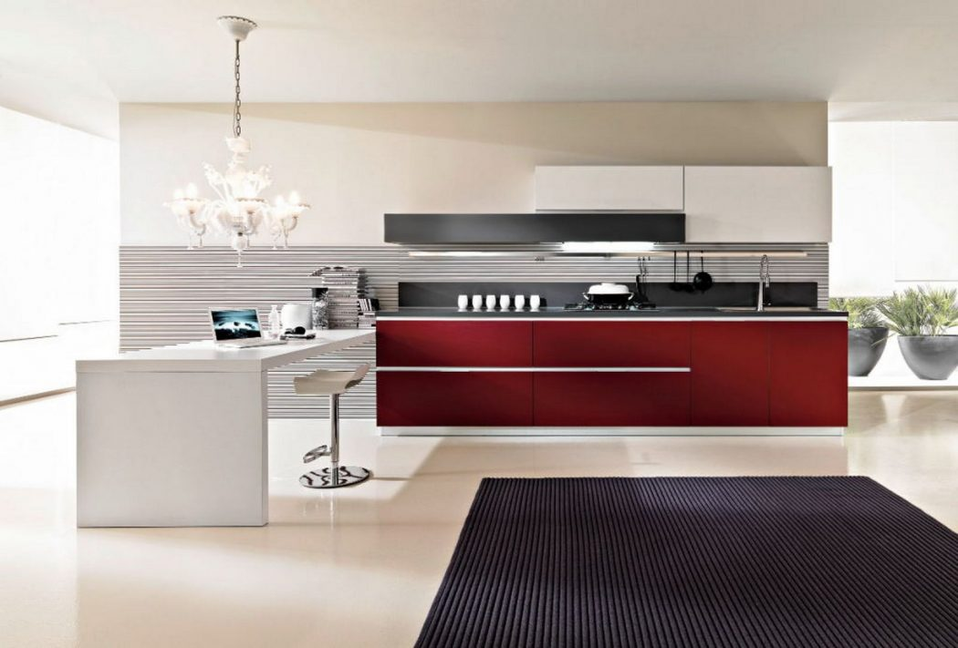 Italian kitchen home design and decor reviews - Italian kitchen ...