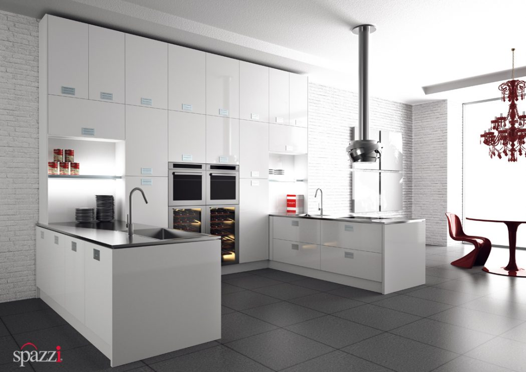 Modena Awesome German Kitchen Designs