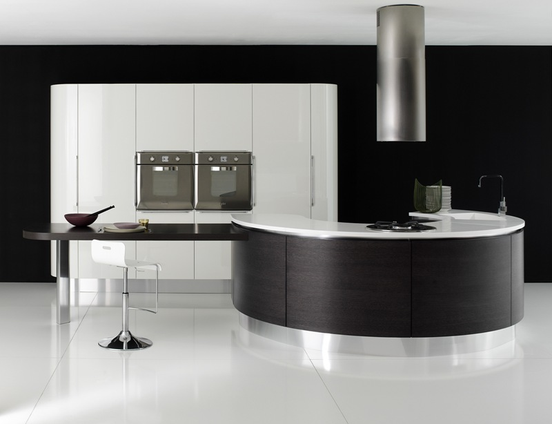 Modern-Italian-Kitchen-Cabinets-Design-by-ARAN-Cucine-1 Frugal And Stunning kitchen decoration ideas