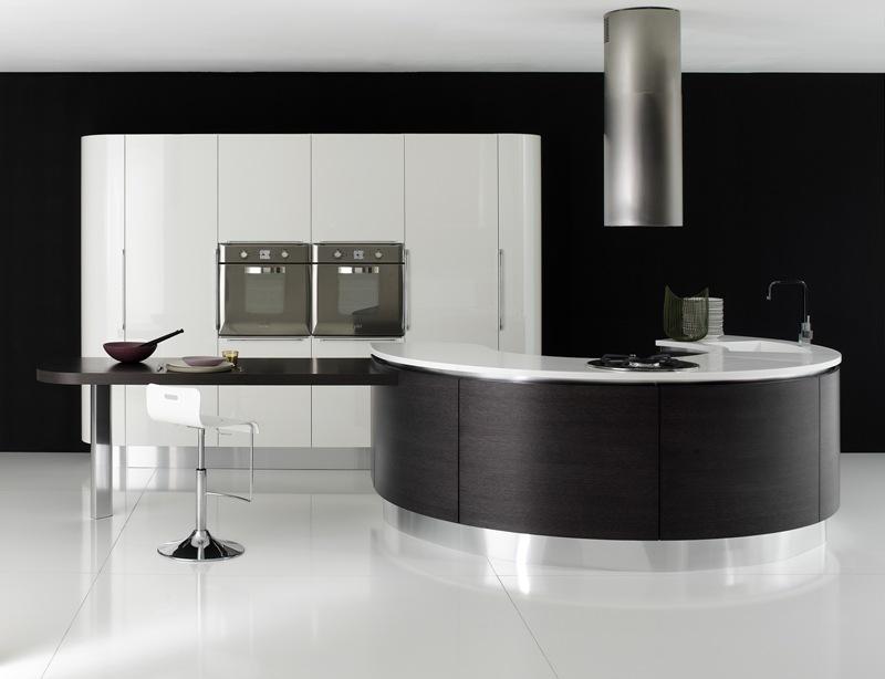 Modern-Italian-Kitchen-Cabinets-Design-by-ARAN-Cucine-1 Frugal And Stunning kitchen decoration ideas