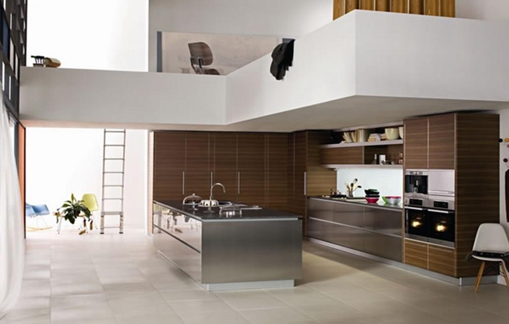 Modern-Kitchen-Design-2013 Frugal And Stunning kitchen decoration ideas