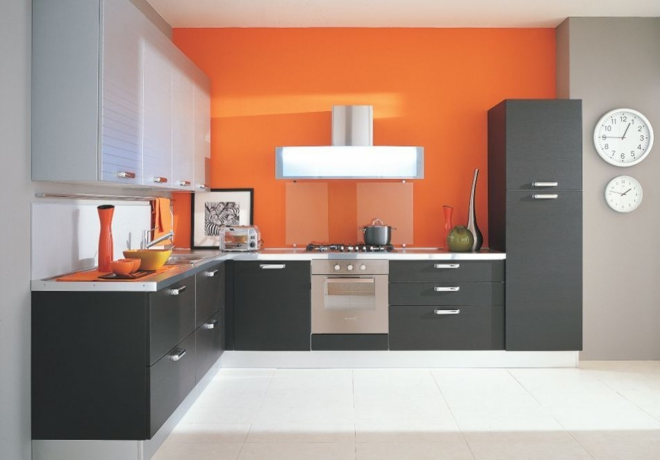 Modern-Kitchen-Design Frugal And Stunning kitchen decoration ideas