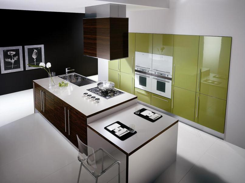 Modern-Kitchen-Styles-2013 Frugal And Stunning kitchen decoration ideas