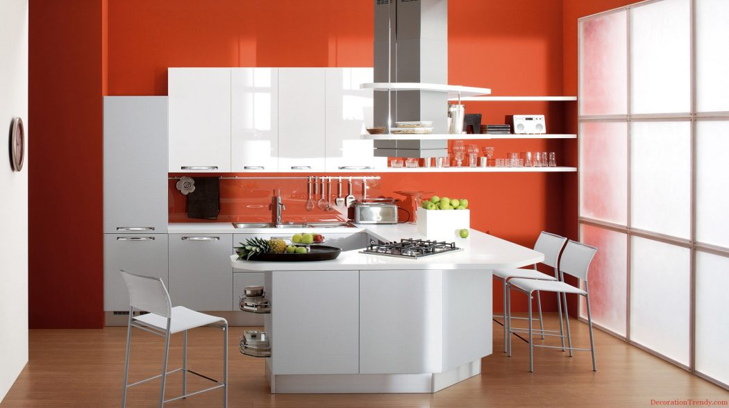 New-Kitchen-Pictures Frugal And Stunning kitchen decoration ideas